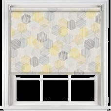 Hexagon Yellow